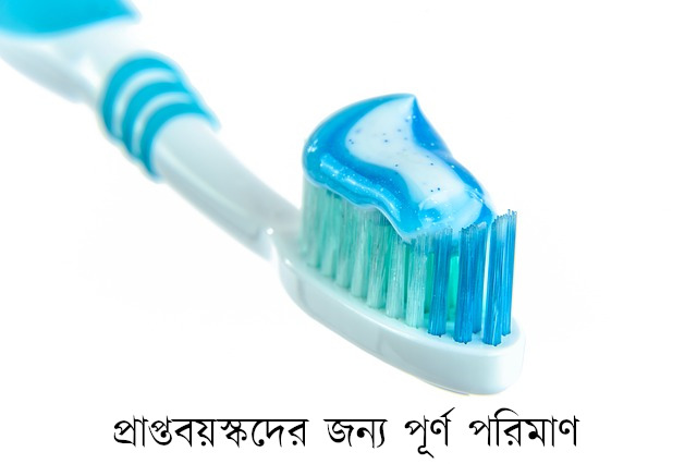 toothpaste for adult